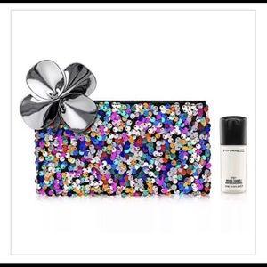 🌺MAC Makeup Bag + Prep+ Prime Fix Makeup Setting